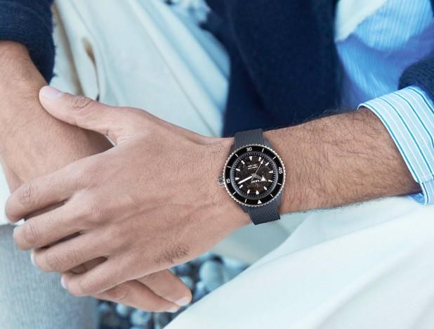 Rado's updated Captain Cook High-Tech Ceramic timepieces