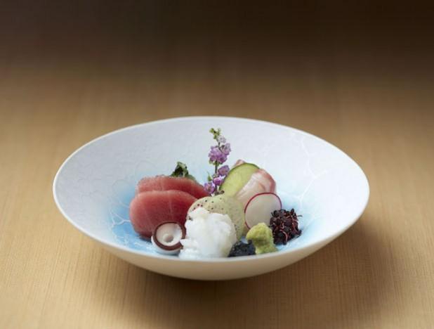 A spiritual culinary experience - THE EDGE SINGAPORE