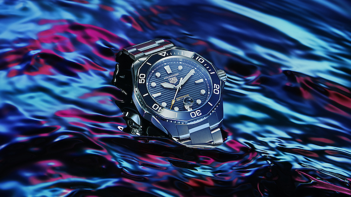 TAG Heuer Aquaracer Professional 300 collection: Made for a new generation of divers  - THE EDGE SINGAPORE