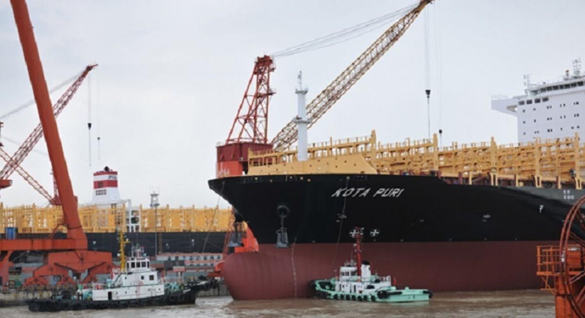 Yangzijiang wins new orders for nine vessels worth US$226 mil